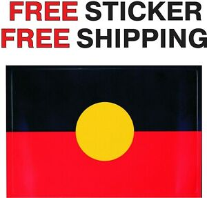 Aboriginal Flag Indigenous Playing Cards INCLUDES FREE STICKER Australia NAIDOC