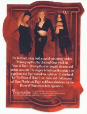 Charmed Conversations Promo Card P-i