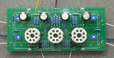 tubes4hifi   new OCTAL driver PCB for Dynaco ST70  - assembled PCB