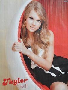 TAYLOR-SWIFT-A2-Poster-XL-42-x-55-cm-Clippings-Fan-Sammlung-NEU