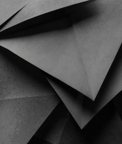 Glass rain flap Kitchen Tile Stove Panel each measure Triangle Shapes