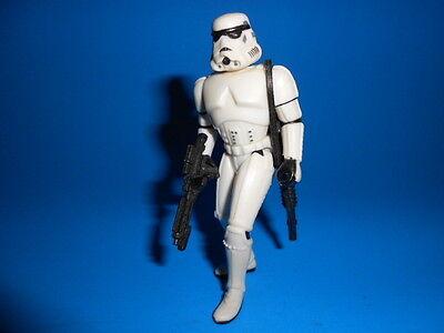 Star Wars 1995 Potf Vintage Style Han Solo Smuggler ~ Heavy Rifle /& Blaster