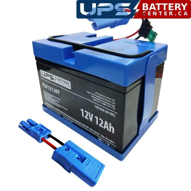 Kid Trax  12V Dodge Racing Viper Compatible Replacement Battery