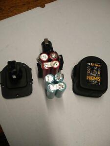 1-bloc-accus-li-ion-pour-batterie-REMS-14-4-v-akku-bateria-battery