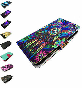 huge selection of d94b1 3f86c Details about For ZTE JASPER LTE Z718TL Wallet Pouch Card Holder Phone  Cover Case