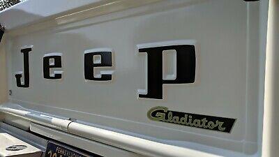 Kaiser Jeep Gladiator Tailgate Sticker Ebay