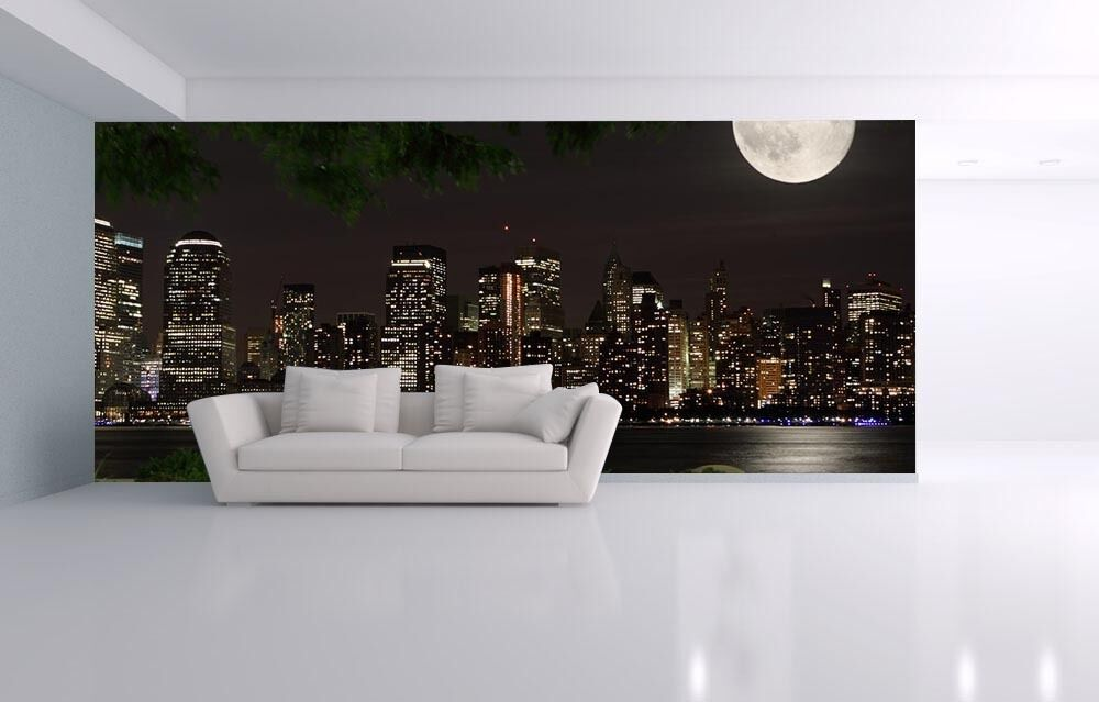 best prices and freshest styles 3D Moon River City 1A ...