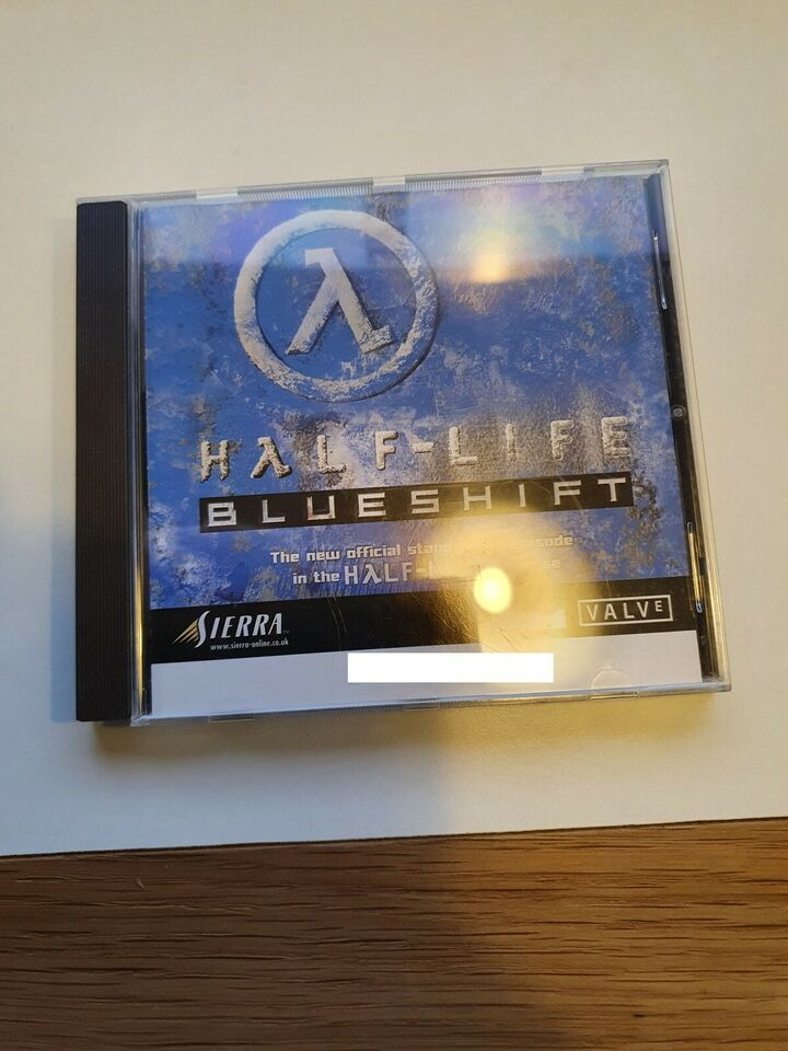 Half-Life: Blue Shift, til pc, First person shooter