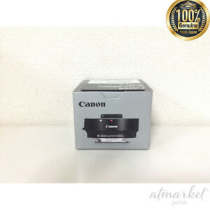 NEW-Canon-lens-mount-adapter-EF-EOSM-Camera-genuine-from-JAPAN