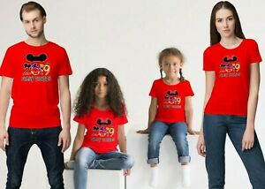 Disney-2019-Family-Vacation-Mickey-Minnie-ears-Cute-matching-shirts-for-Groups