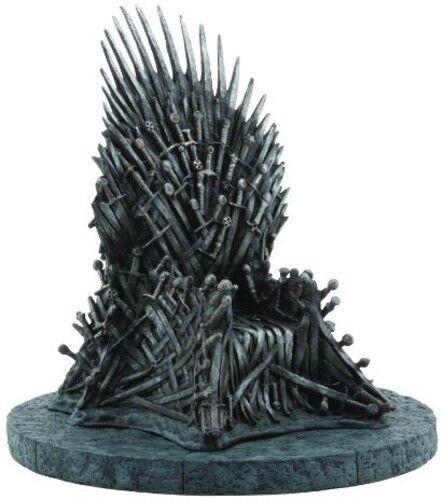 Game Of Thrones Iron Throne 7 Replica (2014, Toy NUEVO)