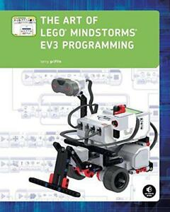The-Art-Of-Lego-Mindstorms-EV3-Programmazione-Colore-Pieno-di-Terry-Griffin