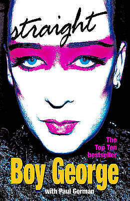 1 of 1 - Straight by Boy George (Paperback, 2007)