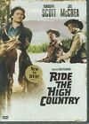 Ride The High Country 0012569690721 With Randolph Scott DVD Region 1