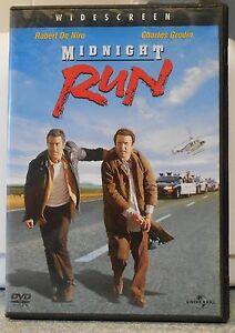 Midnight-Run-DVD-2003-RARE-De-NIRO-GRODIN-1988-HIT-MOVIE-MINT-W-INSERT
