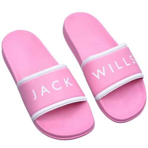 Jack Wills Womens Harvey Pool Slide Shoes Strap