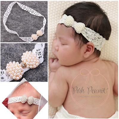 Fashion Toddler Knot Infant Bowknot Headband HeadWrap Hairband