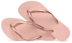 03640033a Havaianas Women`s Flip Flops Slim Style Sandals Ballet Rose Sexy ...