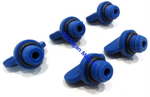18-4226 Manifold /& Block Drain Plug Screws 22-806608A02 MerCruiser