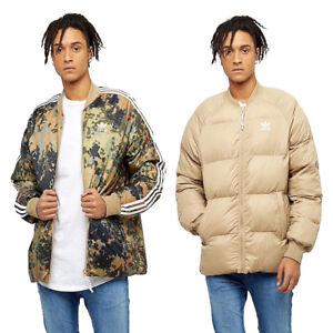 Details about adidas Originals Pharrell Williams HU Reversible Camo SST Superstar Jacket Coat