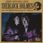 Sherlock Holmes-Hörbuch 02. Untot von Gerd Köster (2015)