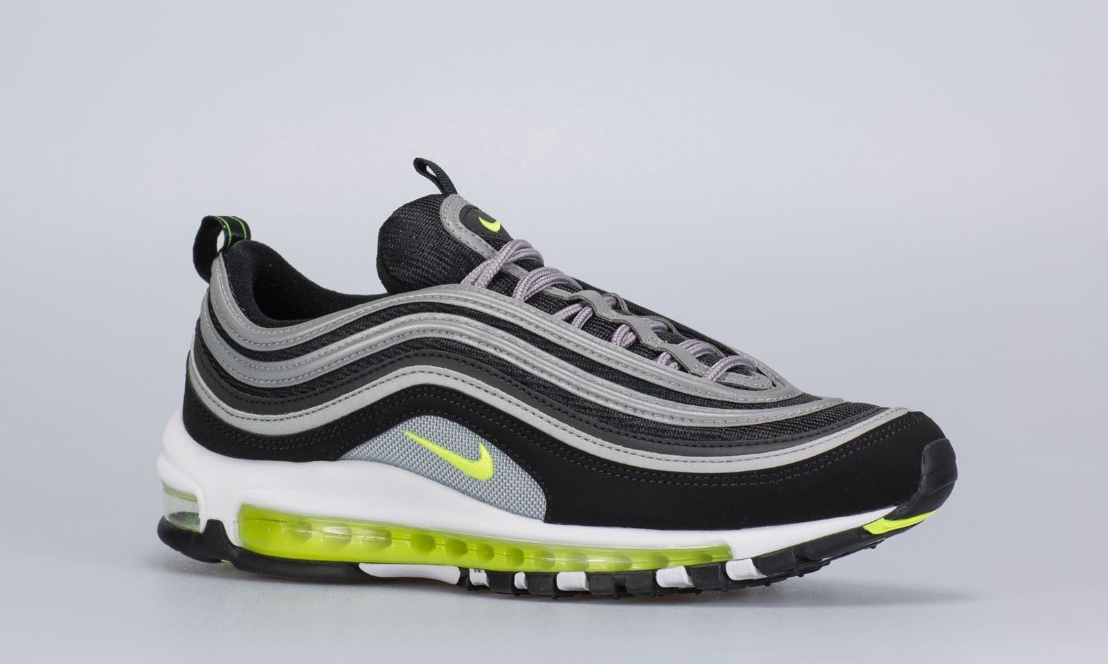 2017 Nike Air Max 97 Japan Black OG Black Japan Volt Size 12. 921826-004 90 95 1 vapormax c0efde