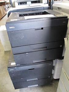 Dell-2330DN-A4-Mono-Network-USB-B-W-Laser-Printer-1200dpi-35-PPM-NO-PAPER-FEED