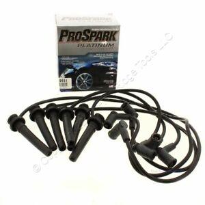 New ProSpark 9339 Spark Plug Wire Set for 90-94 D21 90-95 Pathfinder 3.0L V6