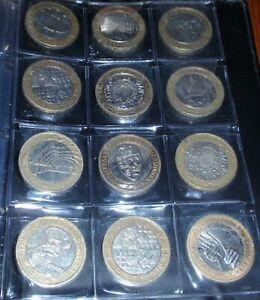 2 Various Rare Valuable Pound Coins