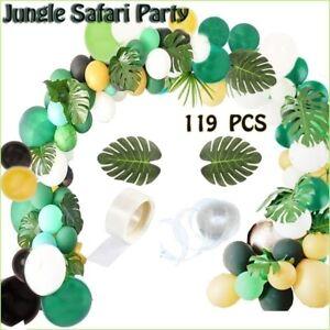 119Pcs-Jungle-Safari-Latex-Ballon-Garland-Set-for-Kids-Hawaiian-Party-Decor