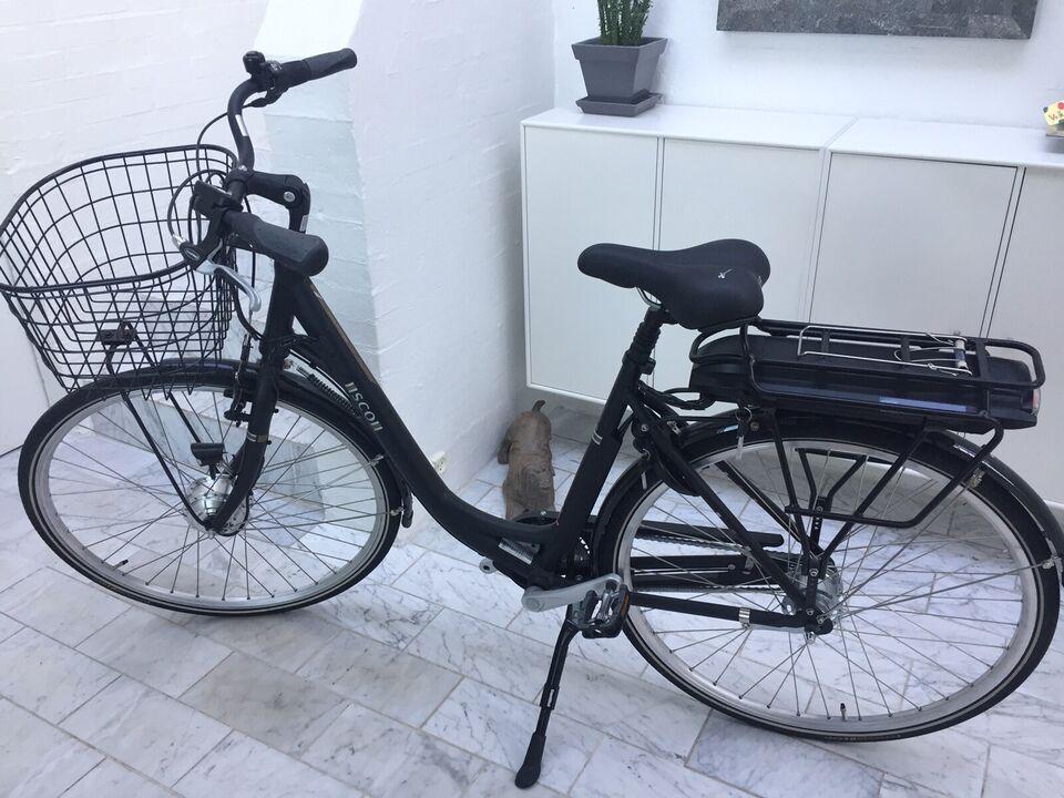 Elcykel, SCO E-UNI, 7 gear