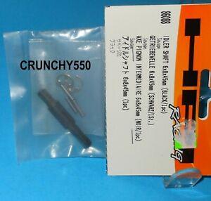 HPI Racing 86088 IDLER SHAFT 6x8x45mm RTR Savage X 4.6 BLACK