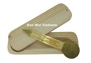 Jew-039-s-Harp-Trumps-Dan-Moi-Triple-Bass-with-case