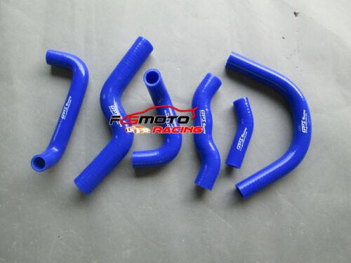 New For Honda RVF400 NC35 or NC30 VFR400 silicone radiator hose blue