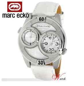 5e875f2b7c4 La foto se está cargando MARC-ECKO-para-Hombres-de-Reloj-de-Cuero-