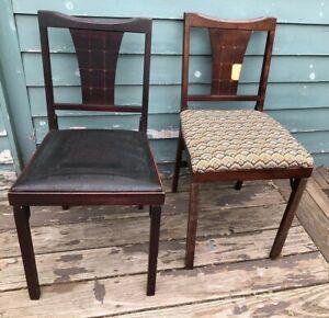 Outstanding Details About Vintage Legomatic Folding Chairs By Lorraine Industries Set Of 2 Inzonedesignstudio Interior Chair Design Inzonedesignstudiocom