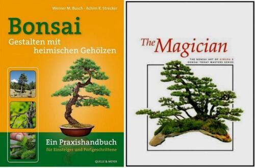 Set libro bonsai The Magician Kimura vol 2 rendere con casa cedui