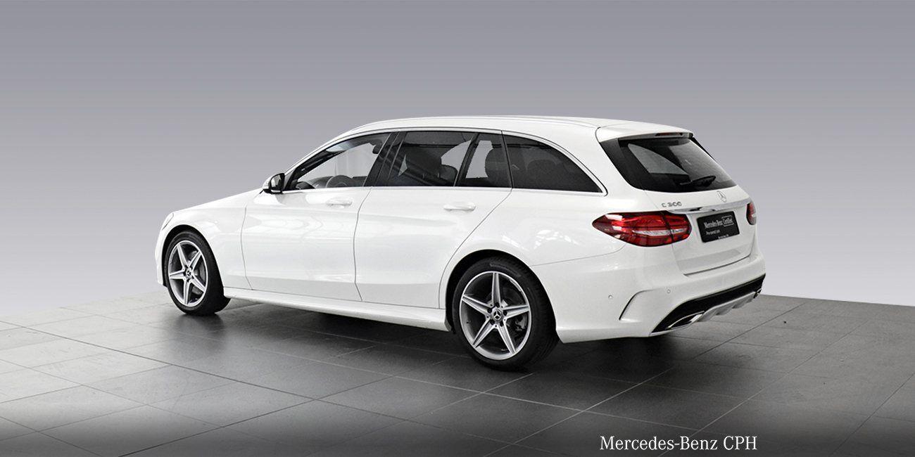 Mercedes C300 2,0 stc. aut. 5d - 509.900 kr.