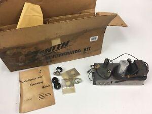 Vintage-Zenith-FV-20-sound-reverberation-system-amplifier