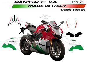 S Sticker Set Special Ducati Panigale V4