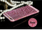 Bling Glitter Full Body Sticker Decal Case Cover For Samsung Galaxy S7/S7 Edge