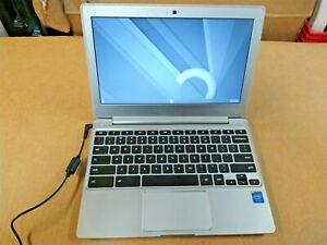Samsung Chromebook XE500C12 Intel Silver 2GB/16GB TESTED ...