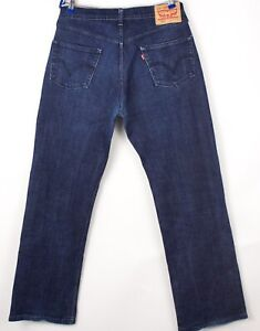Levi's Strauss & Co Hommes 506 Extensible Jambe Droite Jean Taille W36 L32