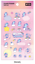 miniature 8 - Official BTS BT21 Baby Character Clear Stickers +Freebie + Free Tracking KPOP