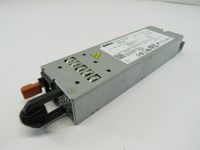 SILVER POWER SUPPLY UNIT FOR R610 FJVYV 0FJVYV MP126 DELL 717W 80