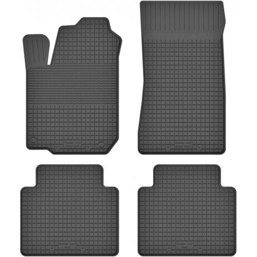 ein Set 4-teile Gummimatten Fußmatten 1.5 cm Rand HYUNDAI TERRACAN 2001-2007