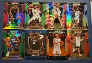 2019-20-Prizm-Draft-Basketball-Blue-Neon-Green-Orange-Pulsar-Silver-Red-You-Pick