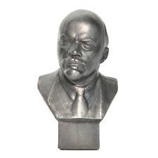 Büst LENIN Statue METALL Skulptur Sculpture UdSSR USSR Büste Communism Russia