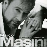 Marco Masini - La Mia Storia Piano E Voce [new Cd] Italy - Import on Sale