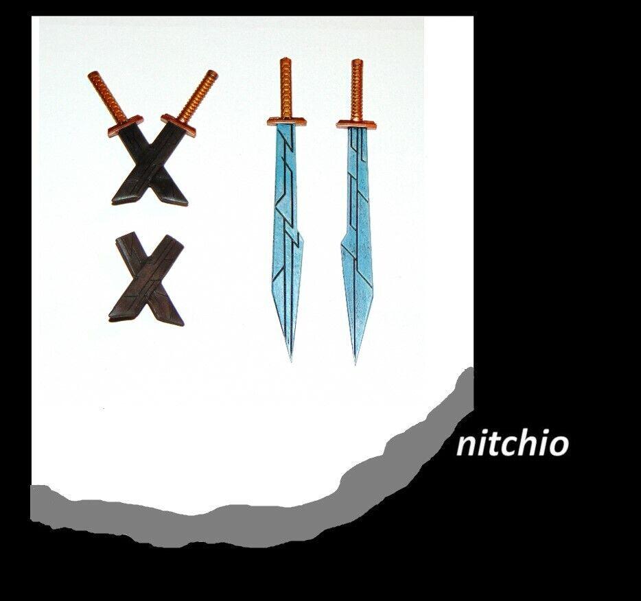 Mezco One:12 RAGNAROK THOR – SWORDS & SHEATHS on eBay thumbnail